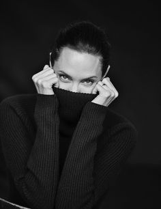 Actress Angelina Jolie graces the November 2015 cover of WSJ. Magazine, posing in a striking portrait captured by Peter Lindbergh of 2b Management. It's a major time for the star, who directed and wrote her new film 'By the Sea', which also co-stars her husband Brad Pitt. Inside the magazine, Angelina poses in black and …