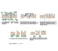Housing Construction | Tania Concko | Architects Urbanists EURALILLE 2 - LOT 1B