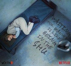 Hurry up season 3! #oitnb