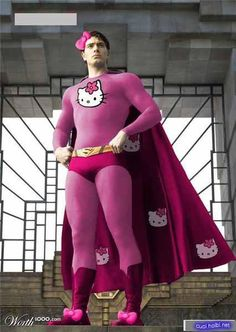 I'm Kitty-man