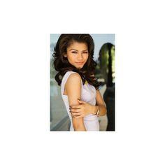 Marisa Daniels ❤ liked on Polyvore featuring zendaya