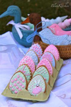 Cómo decorar galletas con fondant | BlauKitchen