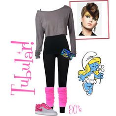80's sporty More