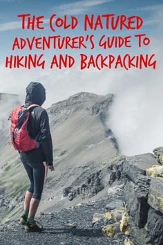 For cold natured adventurers, battling your body's thermostat can prove a consistent and worrying challenge. Try these 10 practices to finally forget the chill and fully enjoy your adventure. Thru Hiking, Hiking Tips, Camping And Hiking, Outdoor Camping, Ultralight Backpacking, Bungee Jumping, The Mountains Are Calling, Outdoor Recreation, Adventure Awaits