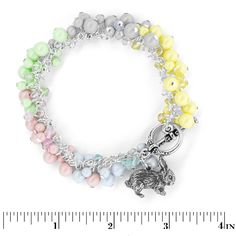 Bunny Trail Bracelet | Fusion Beads Inspiration Gallery