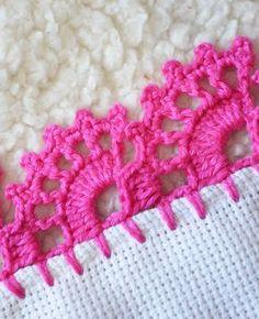 Crochet Jewelry Patterns, Crochet Edging Patterns, Crochet Stitches, Crochet Videos, Chrochet, Filet Crochet, Crochet Clothes, Hand Embroidery, Crochet Earrings