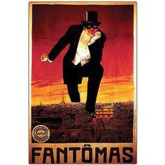Trademark Fine Art Fantomas Canvas Art, Size: 18 x 24, Multicolor