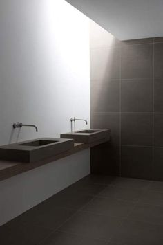 Wash Basins & Shower Drains - Elements Collection from Mosa