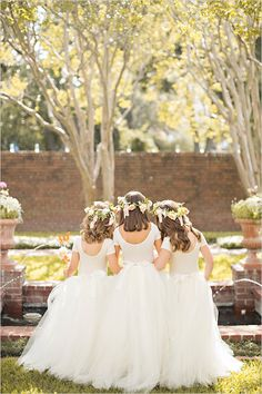 Alicia Pyne Photography #flowergirls