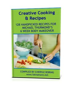 44 best cooking food wine images on pinterest 6 week body makeover now lose weight faster and healthier than ever before with creative cooking forumfinder Image collections