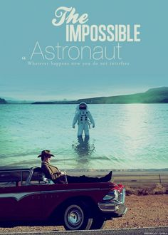 Doctor Who episode posters→ The Impossible Astronaut S06E01 Where Is My Wife, Doctor Who Episodes, Hello Sweetie, Amy Pond, Don't Blink, Eleventh Doctor, Geronimo, Bad Wolf, Blue Box