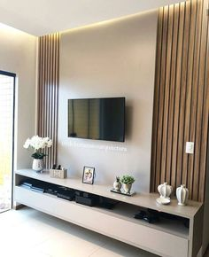 Tv unit Interiro design
