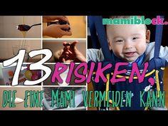 Von ungesund bis lebensgefährlich | Gefahren für ein Baby im Überblick | mamiblock – Der Mami Blog - YouTube