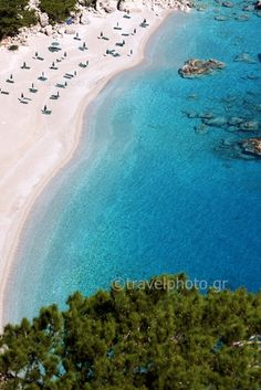 Apella beach, one of the finest beaches in Karpathos and the Aegean sea