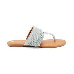 Introducing Stitch Fix Shoes: Fringe Sandals