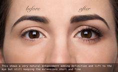 eyelash extensions before and afte | Eyelash Extensions Before & After Gallery | Flutter Eyes