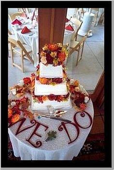 Jamie Kiernan uploaded this image to 'Fall Wedding Bio/Cakes'. See the album on Photobucket.
