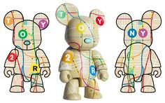Toy Graphics & Designs by Timothy Smith, via Behance