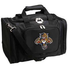 Florida Panthers Expandable Travel Duffel Bag - $56.99