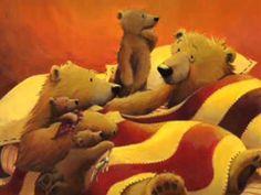 Os Ursinhos na Cama e a Grande Tempestade
