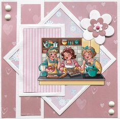 Yvonne Creations - Bubbly Girls - Sylvia Scharp S Girls, Boy Or Girl, Big Guys, Bubble Gum, Bubbles, Scrap, Cute Pictures, Hilarious, Photos