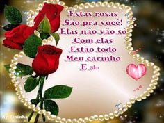 Rosas para você