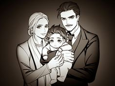 La Familia Stark