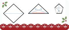 tutorial per i coni porta riso! Clover happy-scrappy heart