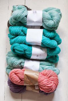 yarn, photo by Cici