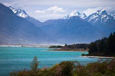 paisagens da nova zelandia - Buscar con Google