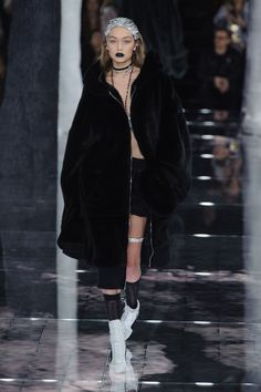 All the Looks From the Fenty x Puma by Rihanna Fall 2016 Ready-to-Wear Show