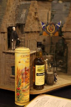 That's a big bottle of whiskey from one miniature distillery!