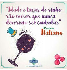 #Vinho & #Frase ☆ ♡ ★  ♥