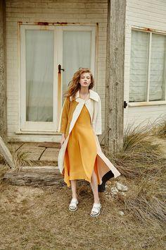 Harpers Bazaar UK July 2016 Hollie May Saker by Agata Pospieszynska-10