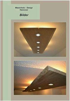 Ceiling lamp for the hallway - expansion of the ground floor - DIY- Deckenleuchte für den Flur – Ausbau Erdgeschoß – Diy Ceiling lamp for the hallway – expansion of the ground floor – floor -