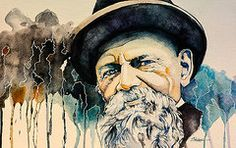 Tolstoy by Scott Parker Framed Prints, Canvas Prints, Traditional Paintings, Texture Art, Fine Art America, Tapestry, Wall Art, Artist, Artwork