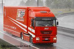 CAMION Iveco Stralis Scuderia Ferrari