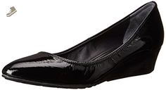 Cole Haan Women's Tali Luxe 40 Wedge Pump, Black Patent, 8.5 B US - Cole haan pumps for women (*Amazon Partner-Link)