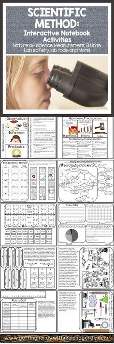 Scientific Method Vocabulary Test Scientific method, Worksheets - scientific method worksheet