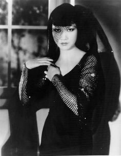Anna May Wong ~Via Annie Meza