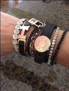 Hermes Clic Clac Bracelet Review | Lollipuff