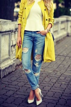 Trend Alert: Cut Out Jeans and Denim Cut Off Shorts