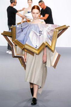 Viktor & Rolf 'Wearable Art' Haute Couture Fall 2015