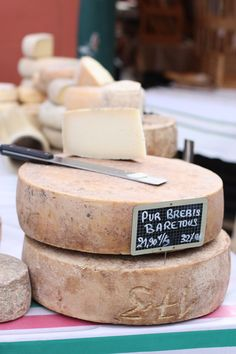 FROMAGE: pays basque