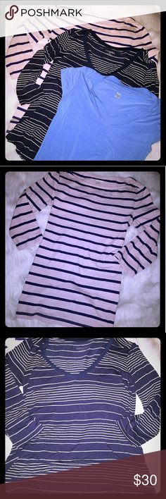 3 SHIRTS For $25 3 shirts all size XS  All are in excellent condition. Tops