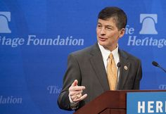 """Jeb Hensarling: Success Should Depend on Hard Work, Not Cronyism--Until conservatives undo a system that grants favors to well-connected business interests, they will lack the """"moral authority"""" to reform a social welfare state that traps too many Americans in poverty and dependence, Rep. Jeb Hensarling (R-Texas) said this afternoon in a speech he bluntly acknowledged as """"a call to action."""""""