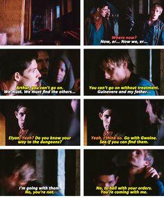 This friendship <3 ~ Merlin & Arthur