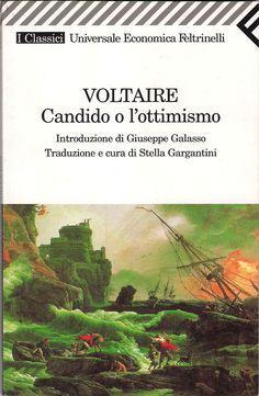 Voltaire candido o l' ottimismo - Aprile 2014
