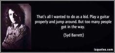 Mini Syd Barrett pinning spree because wow I love him a lot