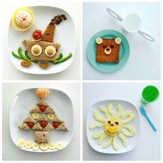 Traktatie - Ontbijt - Lunch - Breakfast - Boterham - Inspiratie - Kinderen - Kids - Eten